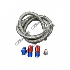 Oil Pan Dipstick DIY Kit for GM LS LS1 LSx LQx Motor Factory Dipstick
