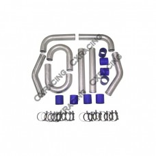 "3.25"" Mandrel Bent Universal Aluminum Intercooler Piping Kit"