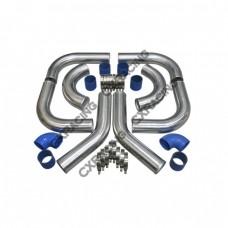 "3.5"" Alum Mandrel Bent Intercooler Piping Kit"