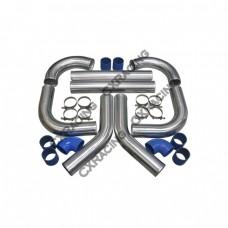 "4"" Aluminum Mandrel Bent Intercooler Piping Kit"