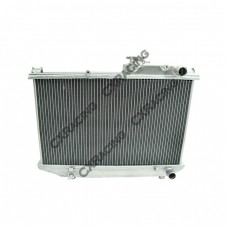 Aluminum Radiator For 84-87 Toyota Corolla AE86 Body GTS /SR5 4AGE Motor MT