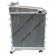 2 Rows Aluminum Radiator For 91-96 Mini Cooper with Manual Transmission