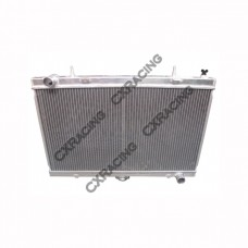 "Aluminum Radiator For 89-94 Nissan 240SX S13 Chassis with SR20DET Engine Swap 25""x16.75""x1.6"""