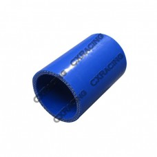 """1.75"""" 76mm 3 Layers Enforced Universal Blue Silicon Hose"""