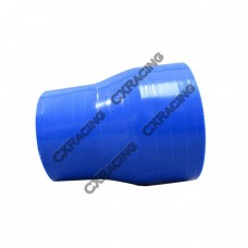 """2.25""""-1.5"""" Silicon Hose Reducer For Intercooler Pipe 3"""" Long"""