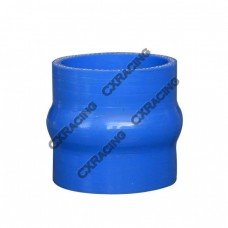"""Silicon Hose 2.5"""" Hump Coupler For Intercooler Pipe"""