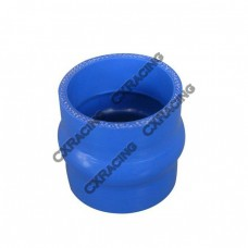 """Silicon Coupler 3"""" Hump Hose For Intercooler Pipe"""