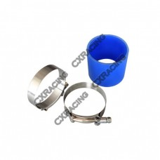 """3.5"""" Turbo Intercooler Silicone Hose & Clamps"""