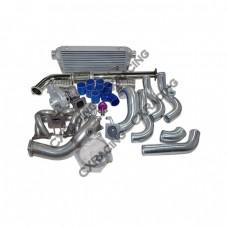 Turbo Intercooler Kit For 89 90 Nissan S13 240SX with Stock KA24E Single Cam Engine