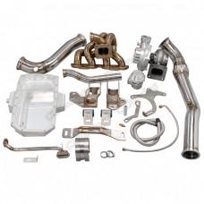 Turbo Manifold Downpipe Engine Transmission Mounts Oil Pan SR20DET 240Z/260Z/280Z