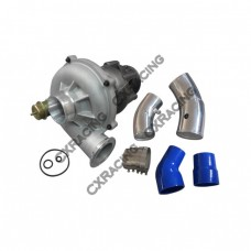 """GTP38 Turbo Charger + O-Rings 4"""" 5"""" Air Intake for 99-03 Ford Super Duty 7.3L PowerStroke Diesel"""
