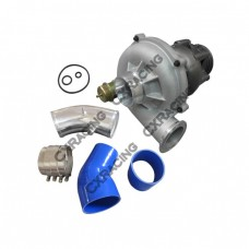 """GTP38 Turbo Charger + O-Rings 4"""" Air Intake Pipe for 99-03 Ford Super Duty 7.3L PowerStroke Diesel F-Series"""