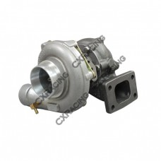 "T3 T04E Turbo Charger , .60 A/R Compressor, .63A/R Turbine , 5 Bolt Exhuast, 3"" Inlet & 2"" Outlet"