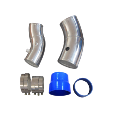 """5"""" Turbo Air Intake Pipe Kit For 99-03 Ford Super Duty 7.3L PowerStroke Diesel Large GTP38"""