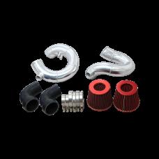 CAI Cool Air Intake Piping Air Filter Kit For 18+ Kia Stinger 3.3 TT