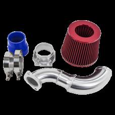 Turbo Air Intake Pipe Filter MAF Flange Kit For S13 SR20DET SR20