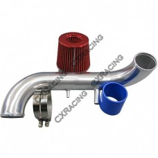 Air Intake Pipe & Filter For 02-06 Honda Civic Integra DC5 RSX K20