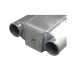 """Liquid Water to Air Intercooler 12""""x12.5""""x4.5"""", 4.5"""" Core: 10""""x5""""x4.5"""", 3"""" Air Inlet & Outlet"""