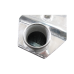 """Liquid Water to Air Intercooler 14""""x12""""x8.5"""", 8.5"""" Core: 9""""x6""""x8.5"""", 3"""" Air Inlet & Outlet"""