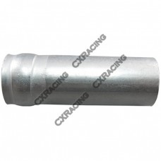 "2x Aluminum Weld On Vacuum Pipe Nipple Tube 18mm 2"" L"