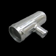 "1.5"" OD Aluminum Joiner Vacuum Pipe 3"" Length Radiator"