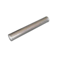 """1.5"""" Straight Aluminum Pipe, 2.0mm Thick Tube, 14.5"""" Length"""