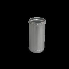 """2.5"""" OD 5"""" Long Aluminum Joiner Pipe for Intecooler Turbo"""