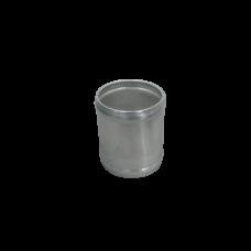 """2.5"""" OD 3"""" Long Aluminum Joiner Pipe for Intecooler Turbo"""