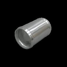"""2.5"""" OD 4"""" Long Aluminum Joiner Pipe for Intecooler Turbo"""