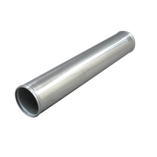 """3.25"""" Straight Aluminum Pipe, 3.0mm Thick Tube, 21.5"""" in Length"""