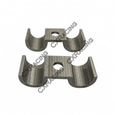 Universal Stainless Steel Fuel Tube Brackets For Custom Fuel Tube Pipe