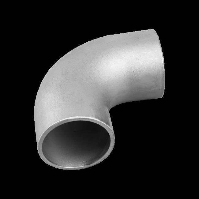 "CXRacing 2/"" Straight 304 Stainless Steel Exhaust Catback Header Pipe"