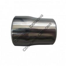 304 Stainless Steel Manifold Header Reducer Pipe 3mm 2-1.75""