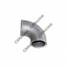 """2.5"""" Cast Aluminum 90 Degree Elbow Pipe"""