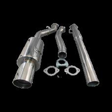 "3"" Catback Exhaust System For Nissan Datsun 510 SR20DET KA24"
