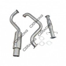 "Catback Exhaust GST 3"" Bolt on For 89-94 Eclipse Talon"