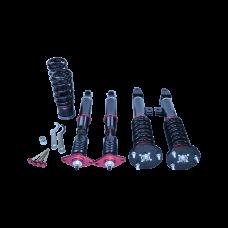 Damper CoilOvers Suspension Kit For 04-10 CHRYSLER 300C Pillow Ball