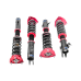 Damper Camber Plate CoilOvers Suspension Kit For 02-07 SUBARU WRX GD
