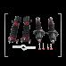 Damper CoilOver Suspension Kit for 00-06 Toyota Celica