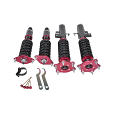 Damper CoilOvers Suspension Kit For 12-16 Honda CRV CR-V RM1 RM3 RM4