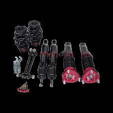 Damper Camber Plate CoilOvers Suspension Kit For 07-14 Audi TT 55mm Strut