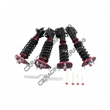 Damper CoilOver Suspension Kit with Pillow Ball Mounts for 02-07 SUBARU Impreza WRX STI