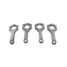 H-Beam Connecting Rods for Volvo Modular Engines 158mm Rod Length 4pcs