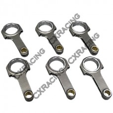 H-Beam Connecting Rods For Porsche 911 2.4/2.7L 72-77 Air-Cooled Engine
