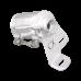 CXRacing Aluminum Coolant Reservoir Tank for For 05-15 Mazda Miata MX-5 NC Turbo