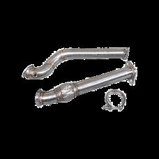 """2.5"""" Turbo Downpipe For Mazda MX-5 Miata 1.8L NA-T Top Mount"""