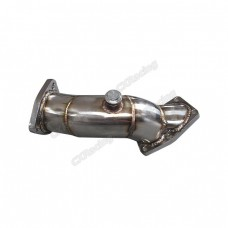 """Stock Turbo Elbow Downpipe For Nissan RB25 RB25-DET 3"""" Stainless"""