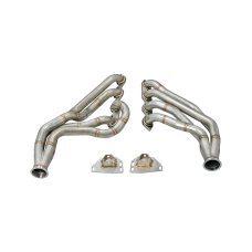 BBC Engine Mount + Headers For 67-69 Chevrolet Camaro Big Block 402 427