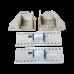 LS1 Engine Mount + Headers Kit For 74-81 Chevrolet Camaro LSx