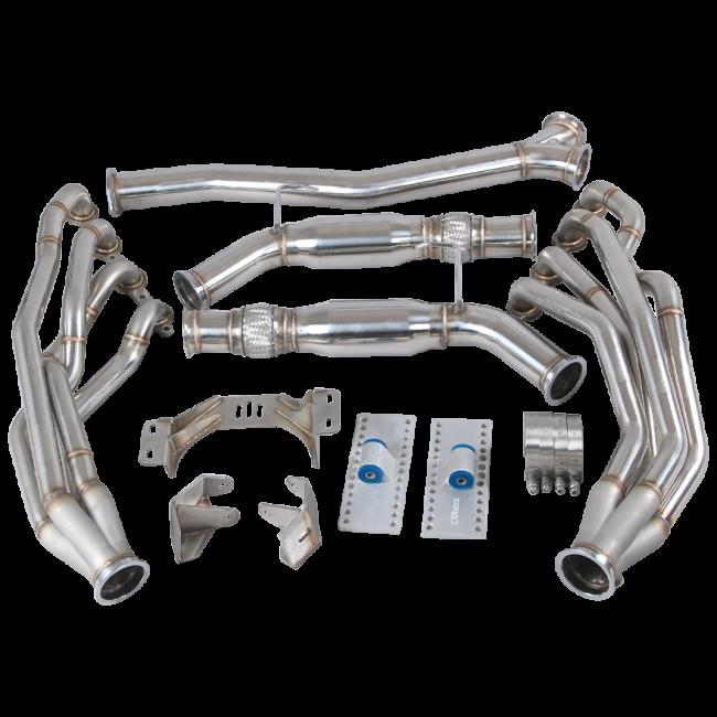 Ls1 Engine Description: Version2 LS1 Engine T56 Trans Mounts Headers Y Exhaust For